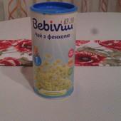 Чай с фенхелем БебиВита