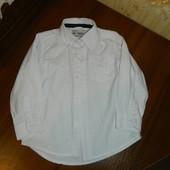 Рубашка белая Childrens Place 3Т