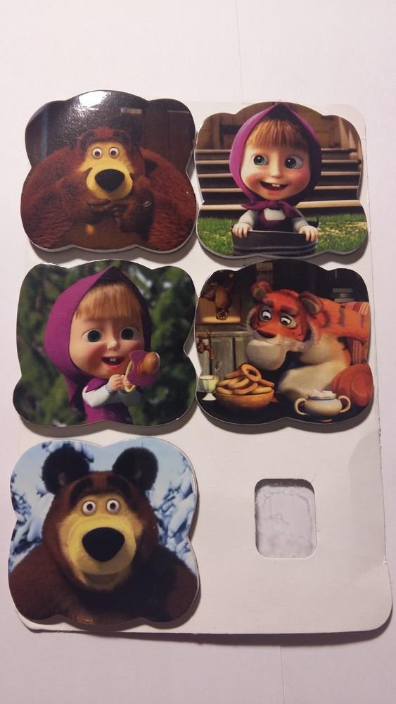 картинки на магниты маша и медведь самоизоляции по-другому