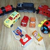 Игрушки для мальчика: лот все что на фото