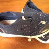 Стильні легесенькі кросівки-макасини для дівчинки