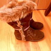 Продам Деми ботиночки Reserved, для девочки, 28 размер.