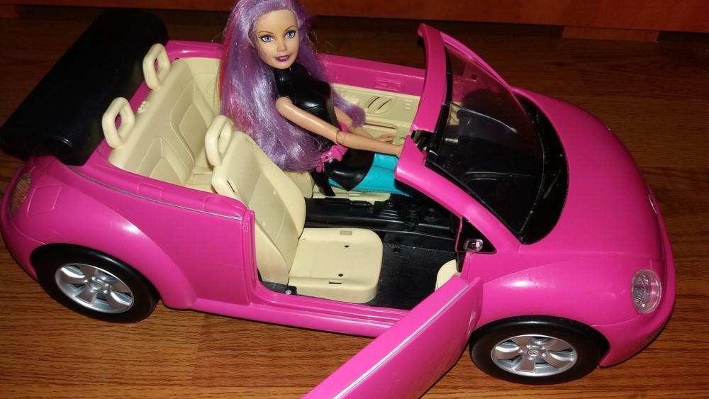 машины для кукол барби фото это