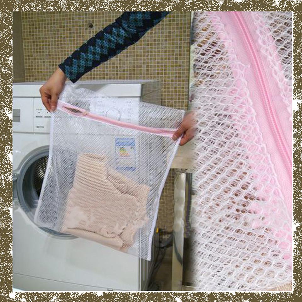 Мешок для стирки белья своими руками 30