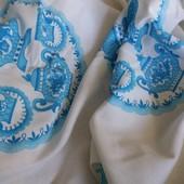 Отрез ткани вафельной для полотенец. Д 1,37.Ш 0,81
