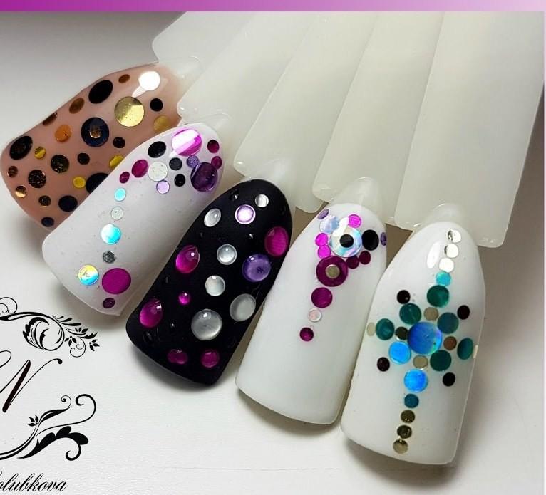 Фото дизайн ногтей с камифубики