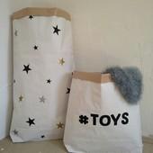 Эко мешок для игрушек
