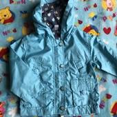 Курточка ветровка, 68 размер