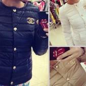 Куртка в стиле Chanel