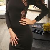 Шикарное новое платье на вечер или офис. Одно на выбор.