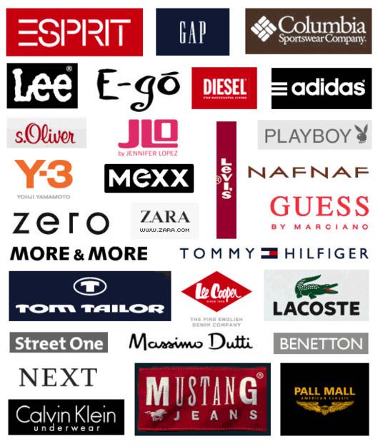 все фирмы обуви в картинках модели