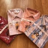 Мужские рубашки. 43 ворот