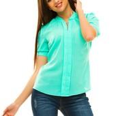 Блуза с ручной вышивкой