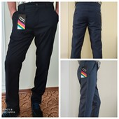 Новинка!!! Стильні чол. штани, фасон, як у джинсів розмір від 46 до 58! Якість 100%! Осінь-єврозима!