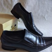 Кожаные мужские туфли Fioretto 43-44 р.
