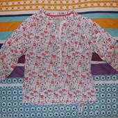 Блузка, рубашка указан размер 8 ( но свободно идет на наш 38 м ). состояние отличное.