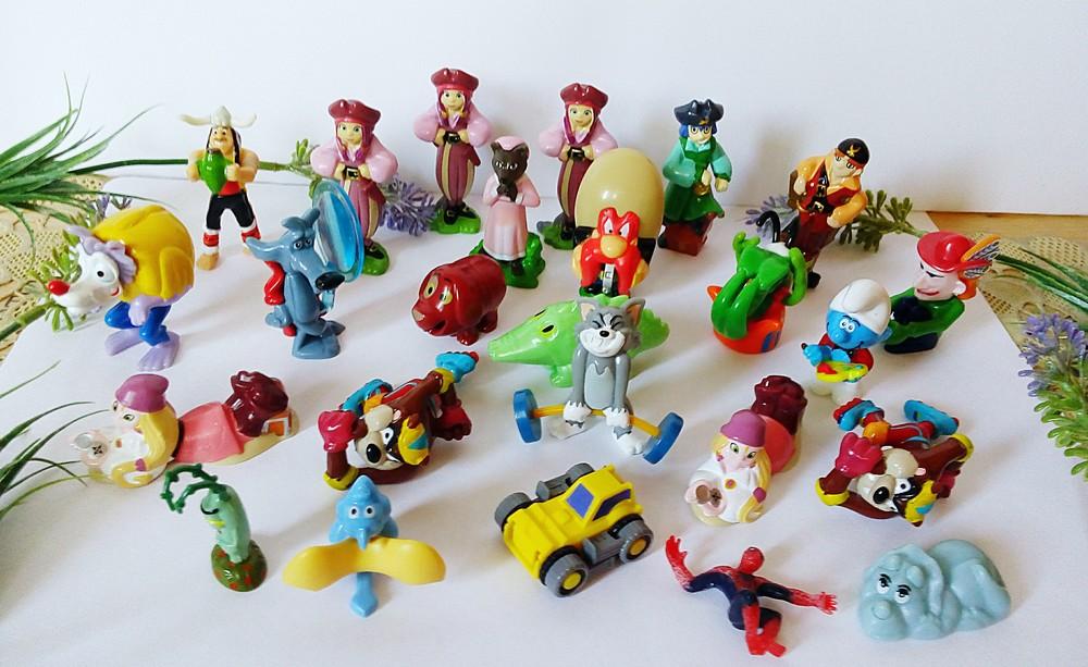 Картинка киндер игрушка