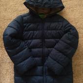 Зимняя куртка 8-9 лет. смотрите замеры.