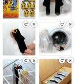 Клипсы для носков 28 шт