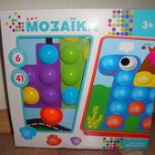 Крупная мозаика для малышей аналог Alex США