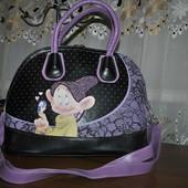 Каркасная сумочка бренда Disney(пр-ль Барселона,Испания)
