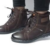 Распродажа зимних остатков, отличные зимние ботиночки унисекс р. 32-р.37