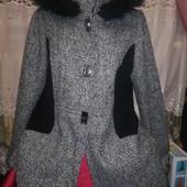Красивое пальто размер 16 atmosphere