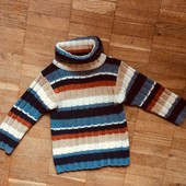 Фирменные пуловер свитер кофта для мальчика 3-4 года