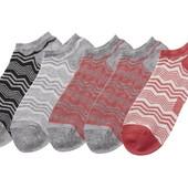 Esmara, удобные носочки. Лот 5 пар!!! (размер 35-36)