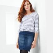 Качественная и плотная джинсовая юбка от ТСМ Чибо (германия), размер 46 евро (наш 52)