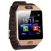 Умные смарт часы,Smart Watch dz-09 Акционная цена! Цвет Случайный!