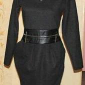 Тепле шерстяне плаття 42р.