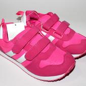 Классные, яркие кроссовки для девочек ( 28, 30, 32, 34 рр.)