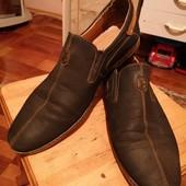 Мужские туфли 44 размер