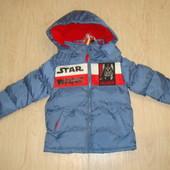 Куртка на мальчика звездные войны starwars, новая