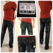Дуже класні джинси! Прямі до низу. Якість чудова