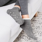 Тёплые носки с содержанием шерсти от tcm tchibo р. 39-42