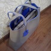 Сумка Шикарная 2в1!!!Две сумки в одном лоте!!! Качество. 8 марта идёт.