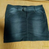 Юбочки джинсовые Одна на выбор