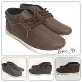 Новые Деми ботинки, удобные,практичные,на ноге смотрятся супер, размер 40,41,42,44,,45