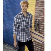 Рубашка Livergy Германия XL,из натуральных материалов