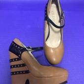 Новые туфли последний размер