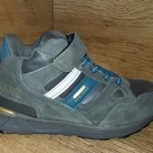VeeR!Ботинки-кроссовки !!!Натуральный замш и кожа!