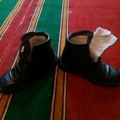 ботинки зима ортопеды