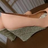 Туфли цвет Пудра р. 39 по стельке