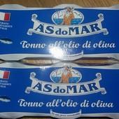 Тунець Італія 1 баночка в лоті 80грам