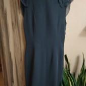 Лёгкое шифоновое платье.сток .размер 14/XL.