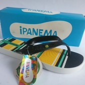 Мужские брендовые вьетнамки ipanema Бразилия,раз 39-47 есть наложенный платеж!