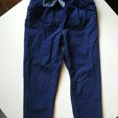Джинсовые штаны с поясом George на 1.5-2 г