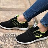 Новинка весны!!Женские облегченные кроссовки,очень удобные!!!